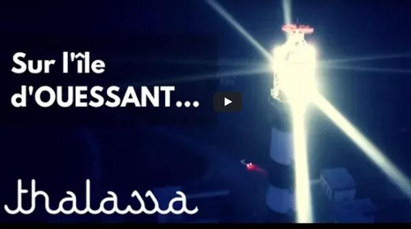Vidéo de Thalassa à Ouessant